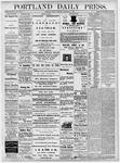 Portland Daily Press: September 7, 1877