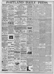 Portland Daily Press: September 11, 1877