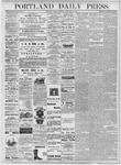 Portland Daily Press: September 18, 1877