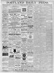 Portland Daily Press: September 21, 1877