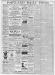 Portland Daily Press: September 22, 1877