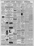 Portland Daily Press: September 27, 1877