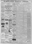 Portland Daily Press: September 29, 1877