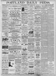 Portland Daily Press: October 4, 1877