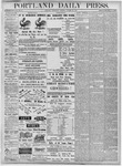 Portland Daily Press: October 24, 1877