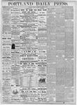 Portland Daily Press: November 2, 1877