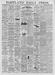Portland Daily Press: January 2, 1877