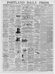 Portland Daily Press: January 4, 1877