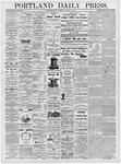 Portland Daily Press: January 15, 1877