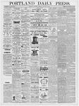 Portland Daily Press: January 17, 1877
