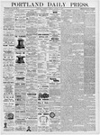 Portland Daily Press: January 31, 1877