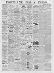 Portland Daily Press: February 7, 1877