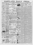 Portland Daily Press: February 13, 1877