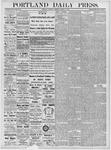 Portland Daily Press: March 17, 1877
