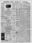 Portland Daily Press: May 1, 1877
