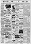 Portland Daily Press: May 3, 1877