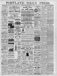 Portland Daily Press: May 7, 1877