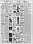 Portland Daily Press: May 8, 1877