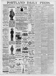 Portland Daily Press: May 9, 1877