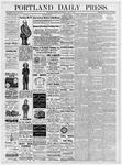 Portland Daily Press: May 10, 1877