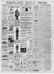 Portland Daily Press: May 14, 1877