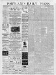 Portland Daily Press: May 19, 1877