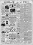 Portland Daily Press: May 21, 1877