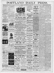 Portland Daily Press: May 22, 1877