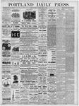 Portland Daily Press: May 25, 1877