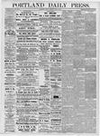 Portland Daily Press: June 8, 1877