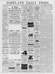 Portland Daily Press: June 19, 1877