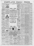 Portland Daily Press: June 20, 1877