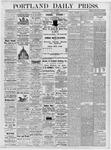 Portland Daily Press: June 22, 1877