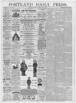 Portland Daily Press: June 23, 1877
