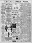Portland Daily Press: June 26, 1877