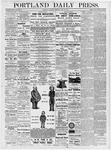 Portland Daily Press: June 30, 1877