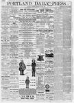 Portland Daily Press: July 2, 1877