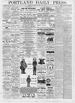 Portland Daily Press: July 4, 1877