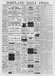 Portland Daily Press: July 9, 1877