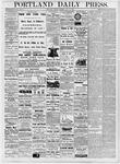 Portland Daily Press: July 10, 1877