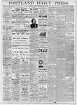 Portland Daily Press: July 18, 1877