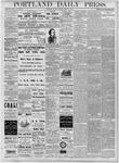 Portland Daily Press: July 20, 1877