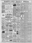 Portland Daily Press: July 21, 1877