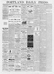 Portland Daily Press: July 24, 1877