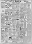 Portland Daily Press: July 28, 1877