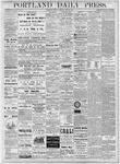 Portland Daily Press: July 30, 1877