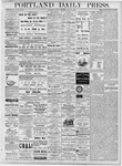 Portland Daily Press: July 31, 1877