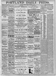 Portland Daily Press: September 4, 1877