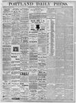 Portland Daily Press: September 10, 1877