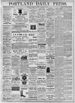 Portland Daily Press: September 19, 1877